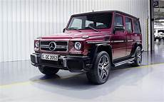 2016 mercedes g class gets new engines suspension