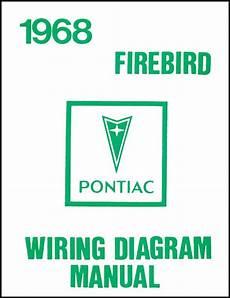 1968 Pontiac Firebird Parts Literature Multimedia