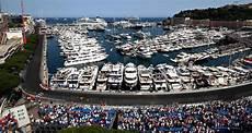 Grand Prix De Monaco Du Jeudi Au Dimanche Pour Le