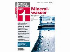 stiftung warentest mineralwasser rezept backofen testsieger wasser