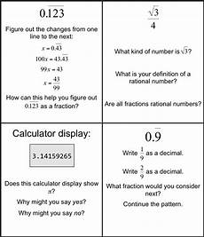identify rational and irrational numbers worksheet the