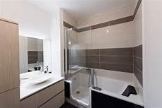 salle de bain abcd r salle de bains salle d eau design praticit 233