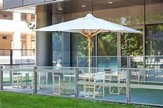 Paravent T 233 Lescopique En Verre Pour Terrasse De Restaurant
