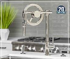 luxury kitchen faucet waterstone high end luxury kitchen faucets made in the usa