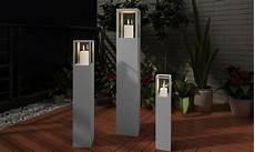 lanterne pour terrasse lanternes bougies de terrasse lot de 3 divers coloris