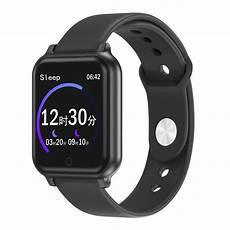 Bakeey Blood Pressure Monitor Metal Bezel bakeey t70 blood pressure o2 monitor metal bezel wristband