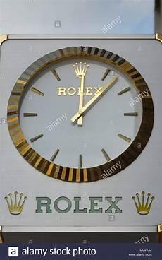rolex logo stock photos rolex logo stock images alamy