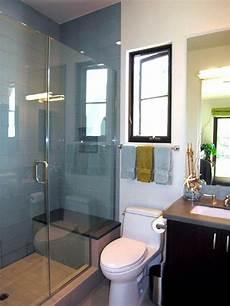 small bathroom layout ideas three quarter bathrooms hgtv