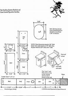 tree swallow house plans 1000 images about bluebird house plans on pinterest