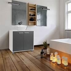 prix d un lavabo de salle de bain meuble sous lavabo gris pour vasque de salle de bain