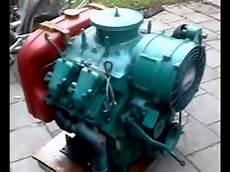 Bernard Moteurs W44 Diesel V4