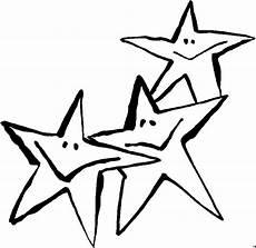 Sterne Malvorlagen Gratis Grinsende Sterne Ausmalbild Malvorlage Sonne Mond Und