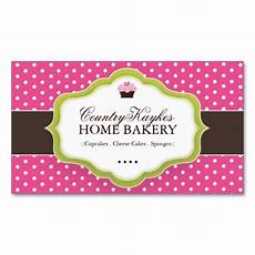 whimsical bakery business cards bakery business cards