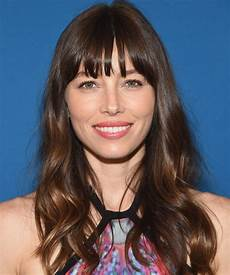the best celebrity long hairstyles with bangs instyle com