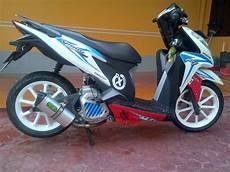 Striping Vario 125 Modif by Koleksi 90 Modifikasi Striping Motor Vario 125 Terkeren