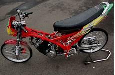 Motor Fu Modif by Warih Modif Satria Fu 150 Cc Simplicity Powerfull Ajib