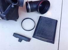 sell e46 m3 bmw air filter box oem incl k n filter