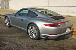 2017 Porsche 911 Carrera 4 One Week Review  Automobile