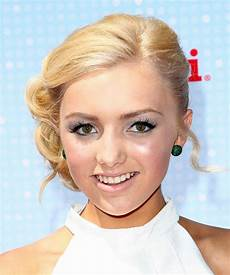 hair style list peyton list updo curly formal wedding updo hairstyle