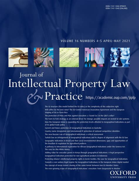 Importance Of Intellectual Property Rights In Science And Technology