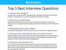 7 manager interview questions to help you find the best