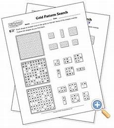 abstract patterns worksheets pdf 439 grid pattern search worksheetworks grid grid pattern pattern