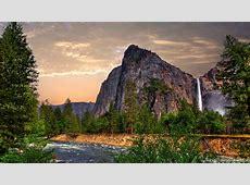 Yosemite Wallpaper, Nature / Forest: Yosemite, 5k