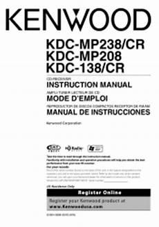 speaker wiring color key kenwood kdc 138 support