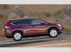 2012 Honda CR V Road Test   Review   Car and Driver