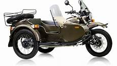 the new 2017 ural ambassador limited edition