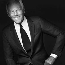 Where Is Armani Made by Giorgio Armani Himself Is The Of Made To Measure Line