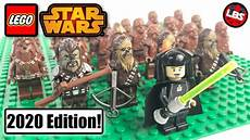 my lego wars wookie army 2020 edition