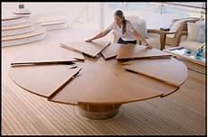 table basse qui se transforme en table