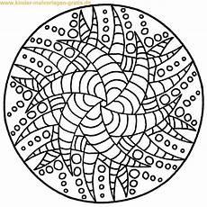 Kostenlose Ausmalbilder Zum Ausdrucken Mandalas Ausmalbild Mandala Zum Ausdrucken Mandalas