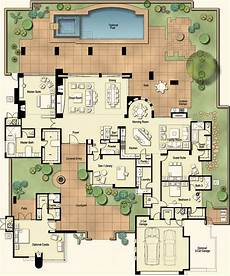 hacienda house plans hometalk tucson custom home hacienda floor plan