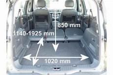 Ford Galaxy Kofferraum Maße - adac auto test ford s max 2 0 tdci titanium