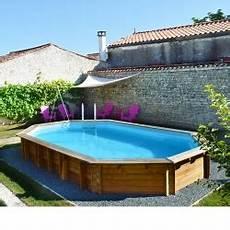 piscine semi enterrée bois prix vente de piscines en bois hors sol semi enterr 233 es ou