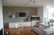 wohnwand mit aquarium modern wohnzimmer other metro