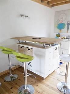 ikea küche hack inspiration 1 ikea hack la gamme kallax ikea