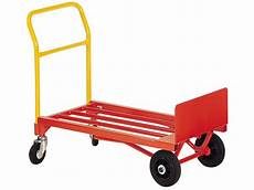 chariot diable manutention 4 roues contact setam