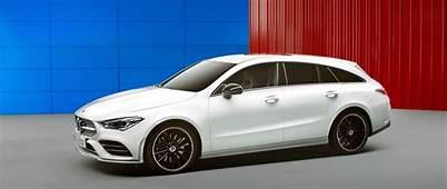 Mercedes Benz CLA Shooting Brake 2019 Features