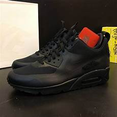 nike air max 90 sneakerboot sp quot black quot size 9