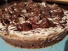 kinder chocofresh torte ohne backen rezept backen