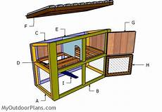 rabbit housing plans rabbit house plans myoutdoorplans free woodworking