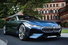 Here Is Another Real Look At The Bmw Concept 8 Series