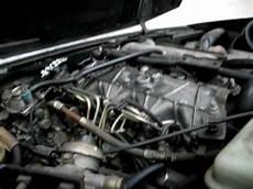 cold start renault 21 turbod diesel