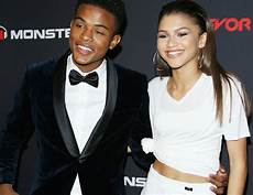 did zendaya confirm she is dating trevor jackson j 14