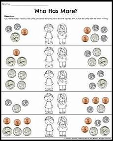 money worksheets by planning playtime teachers pay teachers