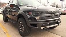 2014 Ford F 150 Svt Raptor Black 55 640