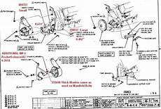 86 oldsmobile cutlass engine diagram here are the dimensions of those power steering spacers classicoldsmobile power spacer